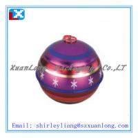 Wholesale Promotional tin ball box from china suppliers