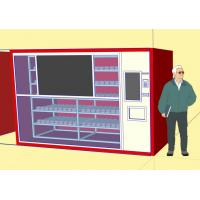 Buy cheap Shop Super Storage Snack Vending Machines With Elevator System , Interactive & Control Software from wholesalers