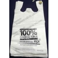 Wholesale HDPE carrier, t shirt bag, BUTCHER bags, handy bags, handle bags, shopper, MEAT BAGS, ZAK from china suppliers