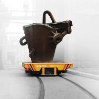 Wholesale China manufacturer heat resistant steel factory ladle transfer car from china suppliers