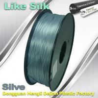 Wholesale Polymer Composites 3d Printer filament  1.75 / 3.0 mm  ,Imitation Like Silk Filament ,High Gloss from china suppliers