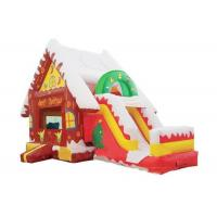 Wholesale Big Festival Inflatable Bounce House Slide Combo Bouncer Jumping House For Christmas from china suppliers