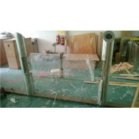 Quality High Security Supermarket Swing Gate Entrance Pedestrian Control Turnstile for sale