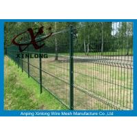 China Customized Welded Wire Mesh Fence Panels Curved 200*50 ISO Listed for sale