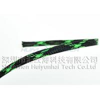 Wholesale Cable Shielding Abrasion Resistant Sleeving Smooth Surface Bright Color from china suppliers