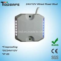 Wholesale 24/12vdc Intelligent LED Tunnel Wired Road Stud from china suppliers