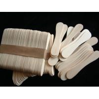 Wholesale Birchwood Plain Taster Ice Cream Paddle Spoon ice spoon 94mm from china suppliers