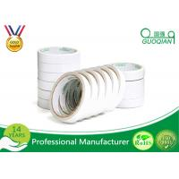 Quality Multi Purpose Tissue Double Side Tape With Acrylic / Solvent Adhesive for sale