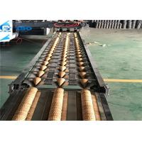 China High Performance Cooling Conveyors Stainless Steel For Cone Manufacturing Machine on sale