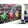 Buy cheap Energy Saving 9㎡/H 720x720DPI CMYK 3D Wall Inkjet Printer from wholesalers