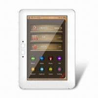 Wholesale E-book Reader with 7-inch TFT Touch Panel, Wi-Fi Function and 800 x 480 Pixels Resolutions from china suppliers