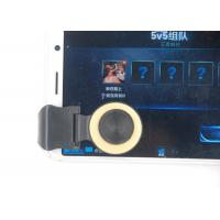 Wholesale Button Controller Touch Screen Joystick , Mini Game Joystick for Smartphone and Tablets from china suppliers