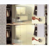 5+5mm Smart Privacy Glass , 6+6mm Glass Privacy Panels Easy Installation