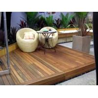 Wholesale Waterproof carbonized Outdoor Decking Flooring from china suppliers
