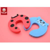 Anti Collision Animal Shape Decorative Door Draft Stopper Hinge Finger Protection for sale
