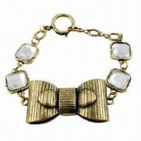 Wholesale Metal Bracelet with Tail Chain from china suppliers