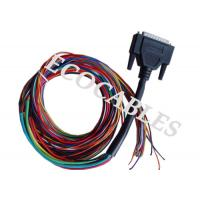 Custom D Sub Cable Assemblies : Db custom cable assembly eco of item
