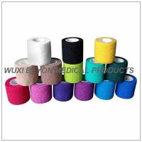 Wholesale Cohesive Bandage Elastic Premium Quality Hand Tearable For Human Vet And Sports from china suppliers