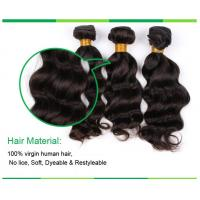 Wholesale 9A Peruvian Virgin Hair extension Deep Wave Human Hair Weaving from china suppliers