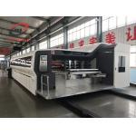 China Full Computer Control Flexo Printer Slotter Machine 200pcs/Min Max Speed for sale