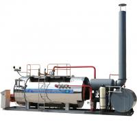China 1.5 Ton 1.0Mpa Horizontal Oil Steam Boiler For Garment Industry 92.4% - 94.5% Thermal Efficiency for sale