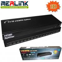 Wholesale 3D 1x16 HDMI Splitter/1 to 16 HDMI Splitter (YL0116) from china suppliers