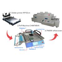 Wholesale Small SMT Assembly Line Surface Mount Technology Machine T60w Reflow Oven from china suppliers