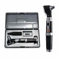 Wholesale CE ISO Approved LED Diagnostic Equipment Medical Devices Portable Fiber Optical Otoscope from china suppliers