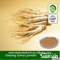 Wholesale 100% organic ginseng root extract / ginseng prices 2016 wholesale powder ginseng extract from china suppliers