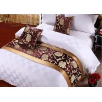 Wholesale Hotel Decorative Linens Jacquard Bedding Set 100% Polyester Queen from china suppliers