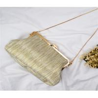 Formal Elegant Soft Evening Small Clutch Bags With Custom Logo And Design