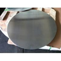 Wholesale 0.4mm to 5mm Mill Finished Aluminium Disc For Kitchen Ware 1050 1060 1100 3003 Bright Surface with DC Material from china suppliers