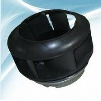 Wholesale 175mm DC Brushless Motor Backward Curved Centrifugal Fan With Plastic Impeller from china suppliers