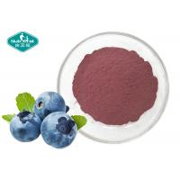 China Vaccinium Spp Natural Fruit Blueberry Extract Powder For Antioxidant for sale