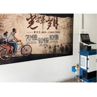 Wholesale High Productivity and speed double epson dx-10 nozzle digital wall printing machine for wall usage 2 years from china suppliers