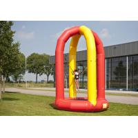 Wholesale Extrem Inflatable Sports Games 4.2m Inflatable Bungee Trampoline from china suppliers