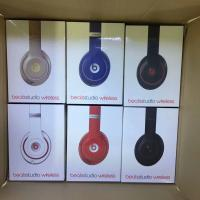 Buy cheap New retail box Beats by dr dre studio 2.0 wireless headphones with Sealed box Top AAA Quality from Wholesalers