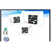 Buy cheap 48V DC 92MM Brushless Fan , 4000rmp Commercial Compact Desktop Cooling Fan CE ROHS from Wholesalers