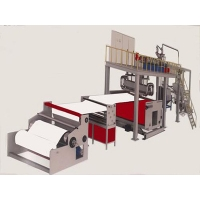 Wholesale PP Nonwoven Cloth Making 55KW Meltblown Machine from china suppliers