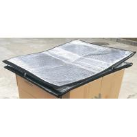 Wholesale 1mx1.2mx1.5m Insulated Pallet Cover Class A Flame Grade With Thermal Reflection from china suppliers