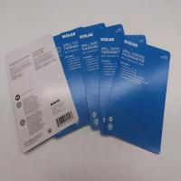 Wholesale Customizes Business Paper Cards , Offset Printing Paper Header Card from china suppliers