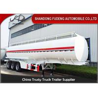 Wholesale 12 wheels carbon steel fuel tanker semi trailer with 42000 Liters capacity from china suppliers