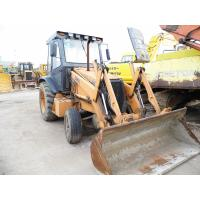 Wholesale Used CASE 580L 4WD Backhoe Loader from china suppliers