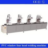 Wholesale PVC Window Machinery / Four Head Welder from china suppliers
