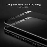 Wholesale OEM 2.5D Anti Glare Glass Screen Protector For Samsung Galaxy S8 Easy Installation from china suppliers