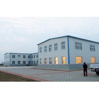 China Double Span Portable Factory Steel Buildings Modular Design High Durability on sale
