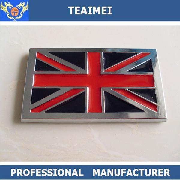Luxury Custom Auto Emblems Badges Printing Vehicle Emblems