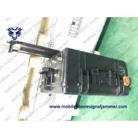 China Walkie-Talkie UHF/VHF 3G 4G GSM CDMA Broad Spectrum Mobile Phone Signal Jammer on sale
