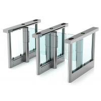 Wholesale Fare Gates Automatic Turnstiles Access Control Barrier Auto Swing Barrier Gate from china suppliers