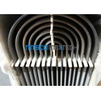 Wholesale Stainless Steel Heat Exchanger Tubing TP316 / 316L , U Bend Size 25.4mm For Fuild from china suppliers